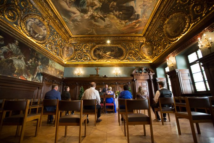 Corona/Covid 19-Hochzeit Passau